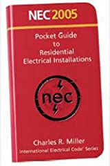 NEC 2005 Pocket Guide to Residential Electrical Installations (nec) Paperback