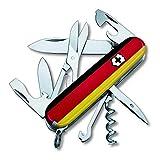 Victorinox Swiss Army Climber Pocket Knife German Flag