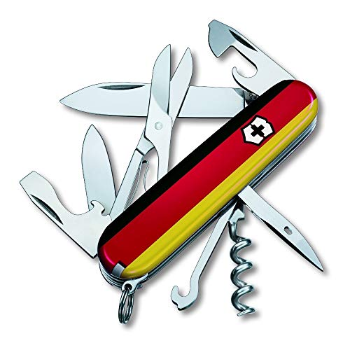 Victorinox Swiss Army Climber Pocket Knife German Flag by Victorinox (Image #1)