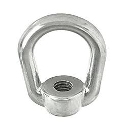 Stainless Steel Oblong Lifting Eye Nut R...