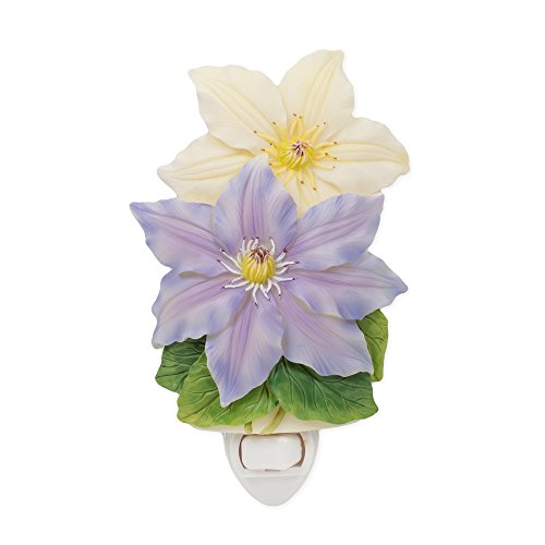 Clematis Night Light Ibis & Orchid Design