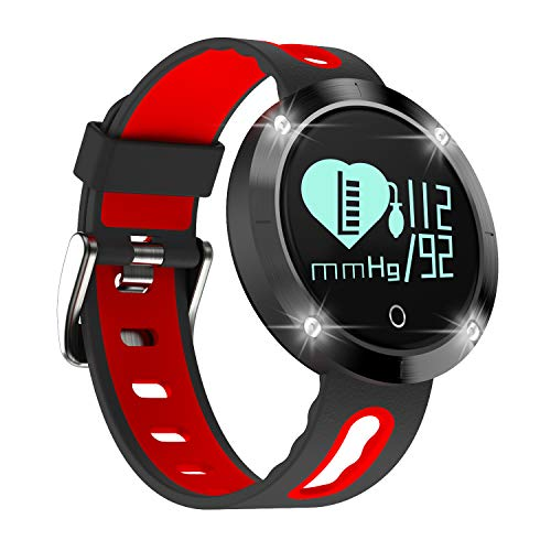 arVin Bluetooth Touch Screen Android Smart Wrist Watch Phone with Handsfree/Dial Call/Remote Shutter/MMS/SMS/Alarm/Social Media/Mail and ()