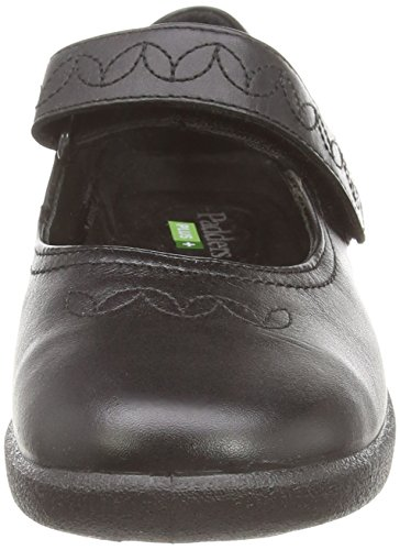 Padders Sprite 2 - Black Combi (pelle) Scarpe Da Donna Nere