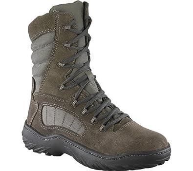 b21443604da3 Amazon.com  Converse Boots  Men s 8 Inch Tactical USA-Made Work Boots  CM8999-4.5W  Shoes