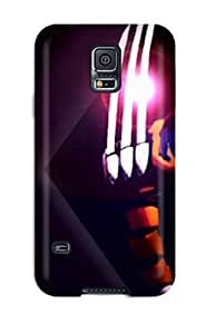 Tpu Fashionable Design Wolverine Rugged Case Cover For Galaxy S5 New
