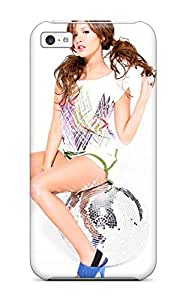 New Style Perfect Ashley Tisdale 2010 New Case Cover Skin For Iphone 5c Phone Case
