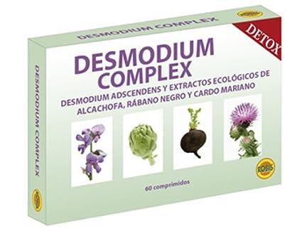 Robis Desmodium Complex - Complemento Alimenticio Natural, 60 Cápsulas