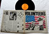 Jefferson Airplane LP Volunteers - RCA Records 1969 - Paul Kantner Jerry Garcia, David Crosby, Steven Stills