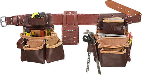 Occidental Leather 5089LH SM Seven Bag Framer - Left Handed by Occidental Leather