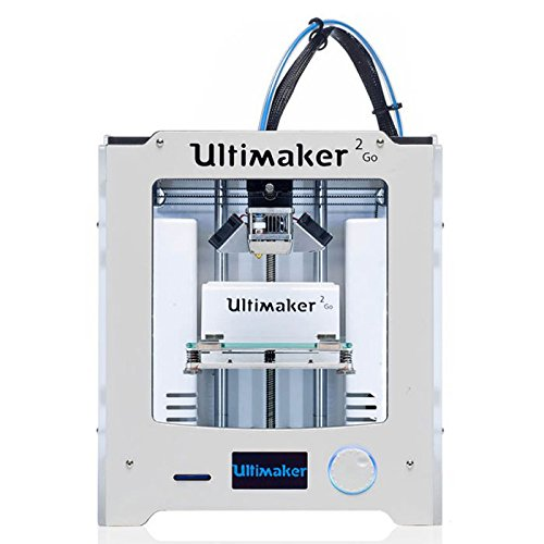 Imprimante 3D – Ultimaker 2 Go – Imprimante 3D couleur à 1 tête d'impression PLA/Nylon – USB