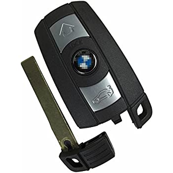 Amazon.com: (Just a key Shell) NEW Replacement Car Smart