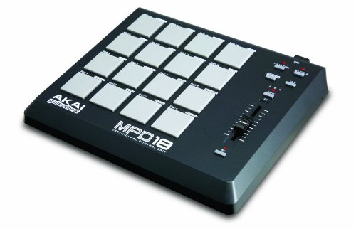Price comparison product image Akai Professional MPD18 Compact Pad Controller