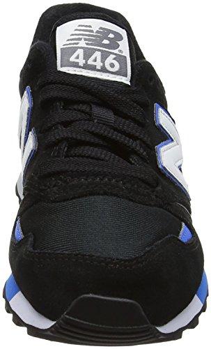 Blue Balance 80s Running Unisex Multicolor Zapatillas New Black 446 qxwI1vU