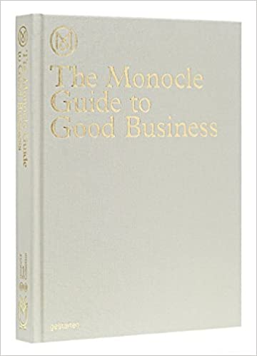 The monocle guide to business: monocle: 9783899555370: books.
