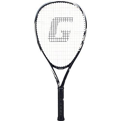 Gamma Sports RZR Bubba Tennis Racquet, 1/2-Grip Size