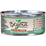 Purina Beyond Pate Grain Free Trout and Catfish Recipe Canned Cat Food , 12 count-3 oz Review