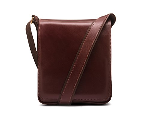 Messenger Dark SageBrown Tan Bag Small f0BwqZ