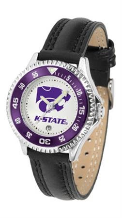 (Linkswalker Ladies Kansas State Wildcats Competitor Ladies Watch)