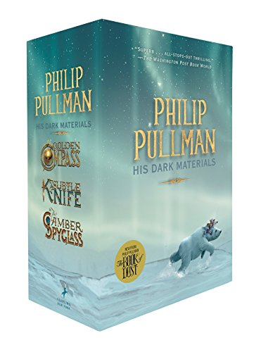 His Dark Materials Yearling 3-book Boxed Set -