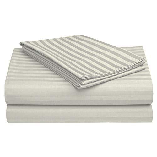 King Size Sheets Set - 4 Piece Set - Hotel Luxury Bed Sheets - Extra Soft - 10