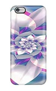 Case Cover Unique Lotus Flower/ Fashionable Case For Iphone 6 Plus