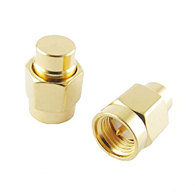 New Brand Name BangBang SMA Male RF Coaxial Termination Matched Dummy Load 50 Ohm: Toys & Games
