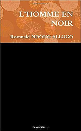 Livre L'homme En Noir epub, pdf