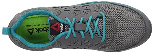 Reebok Women's Sublite Cushion RB045 Work Boot Grey Turquoise cheap from china sale cheapest price from china cheap price NqVWeW1F