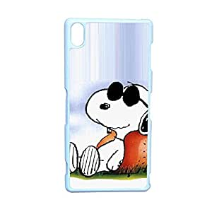 Generic Phone Cases For Boy Good For Xperia Z3 Sony Pc Print Snoopy 3