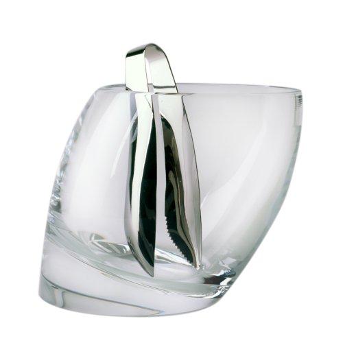 Nambé Tilt Ice Bucket with Tongs