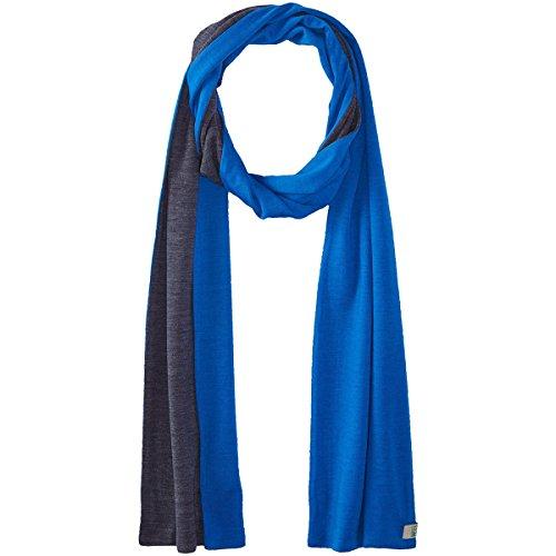 Minus33 Merino Wool Clothing Alpine Scarf, One Size, Azur...