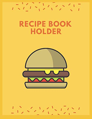 recipe book holder: This book is for Record information Food transaction For ease of recording Store recipes such as  cute cookbook holder and cute cookbook holder
