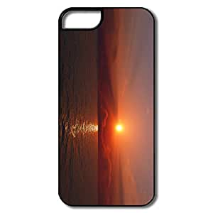 Morning Sunrise - Designed Sports IPhone 5 5s Cover For Birthday Gift