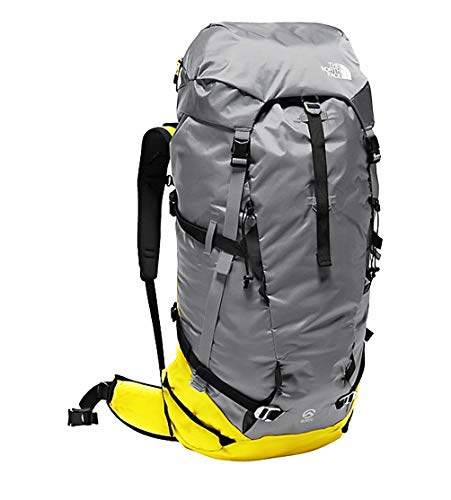 The North Face Summit Series Phantom 50 Hiking Backpack Blazing Yellow/Mid Grey S/M