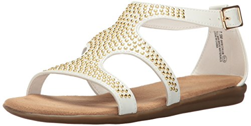 Aerosoles Women Swim Chlub Gladiator Sandal White