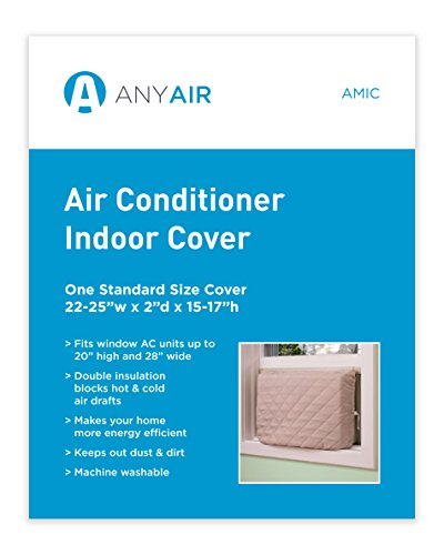 ANYAIR AMIC Indoor Window Air Conditioner Cover