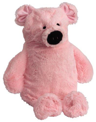 Doggles Milk Jug Pet Toy, Pink Pig