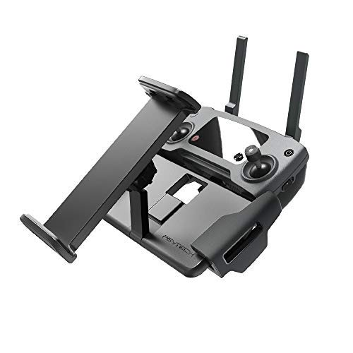 PGYTECH Pad Holder (Standard) 4-10.5 inch for iPhone/IPad Holder Remote Control Tablet Mount Holder Compatible with DJI Mavic 2/Mavic Air/Mavic Pro Tablet Holder Foldable for Drones Accessories by PGYTECH
