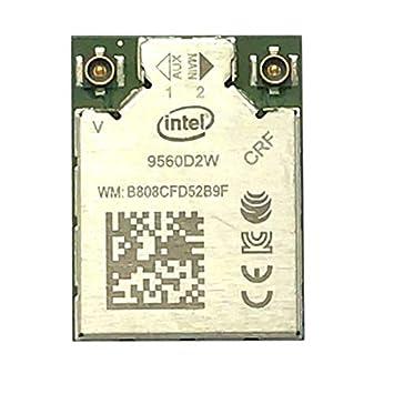 TOOGOO Dual Band 1.73Gbps para Intel AC 9560 9560D2W NGFF ...