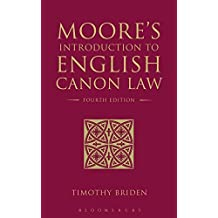Moore's Introduction to English Canon Law: Fourth Edition