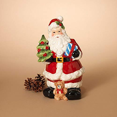 Santa Cookie Jar - GIL 2423410 13