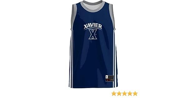 eb176fae573 Amazon.com: ProSphere Xavier University Boys' Replica Basketball Jersey -  Classic: Clothing