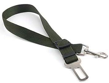 Cinturon ajustable de seguridad para coche accesorio para perros ...