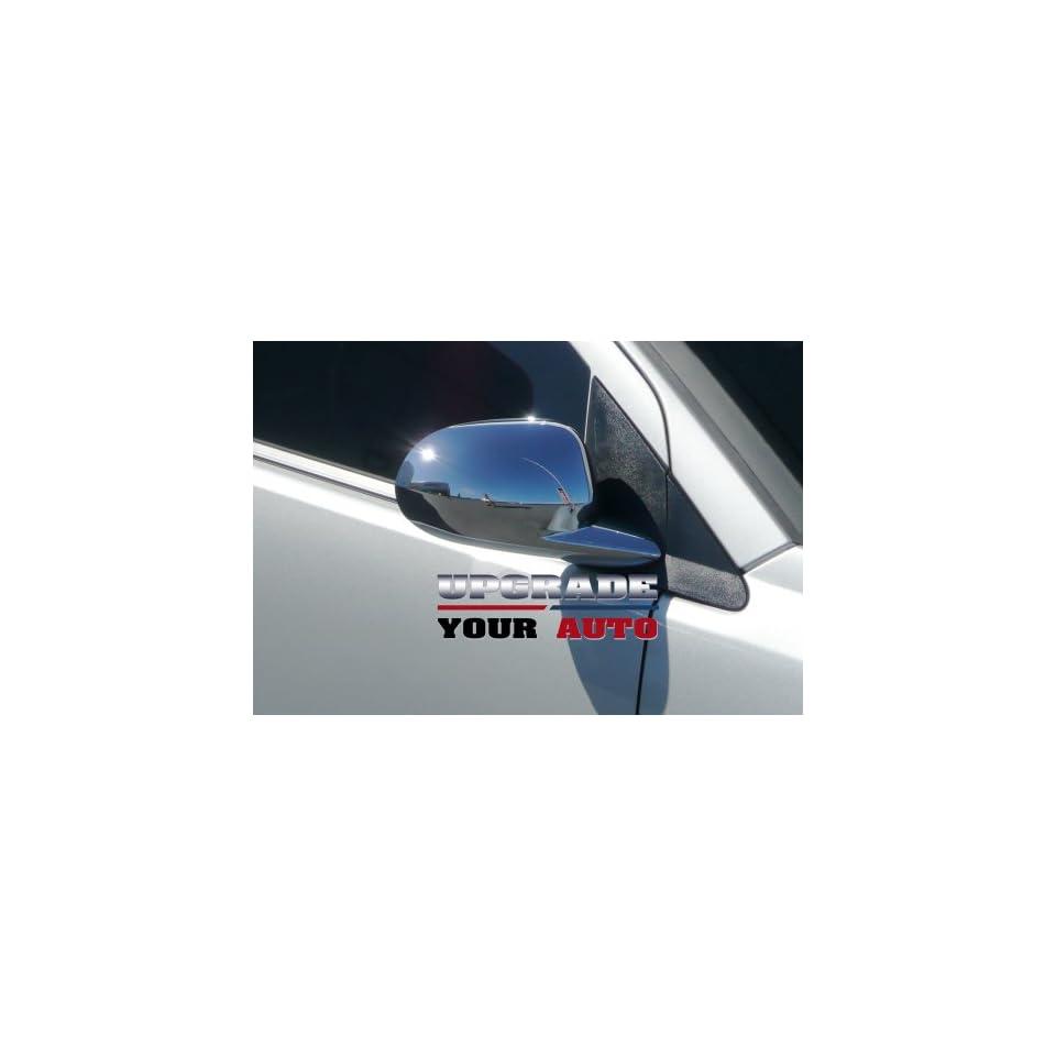 2007 2012 Dodge Caliber Chrome Mirror Covers Set of 2