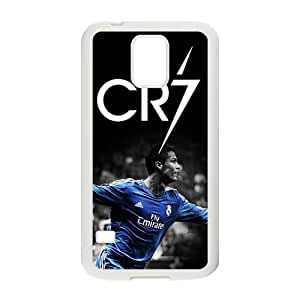 Cristia Noronaldo Fahionable And Popular Back Case Cover For Samsung Galaxy S5