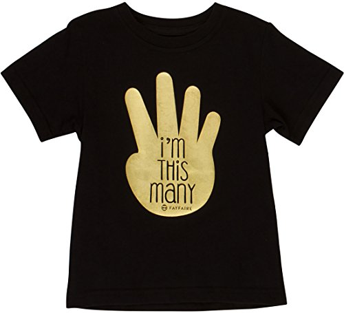 4th Birthday Shirt by Fayfaire Boutique   Fourth Birthday I'm This Many 4T