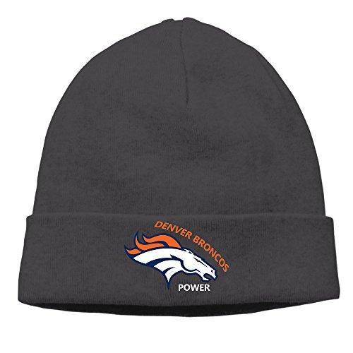 [Caromn Denver Football Team Power Beanies Skull Ski Cap Hat Black] (Dance Costumes Seattle)