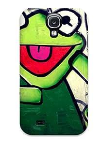 Fashion NHmSSLc5339aSKhN Case Cover For Galaxy S4(graffiti)