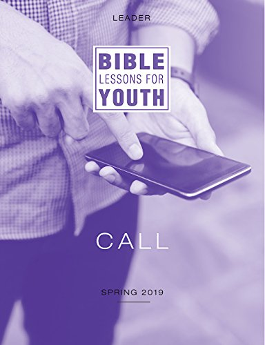 Bible Lessons for Youth Spring 2019 Leader PDF Download (English Edition)