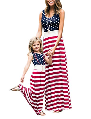 4th of July American Flag Mommy and Me